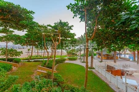 3 Bedroom Apartment for Rent in Palm Jumeirah, Dubai - 3BR + Maid | Beach access | Stunning Sea View