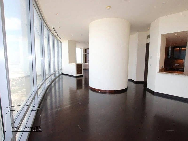 Available | Exquisite 3 BR Apt | High floor