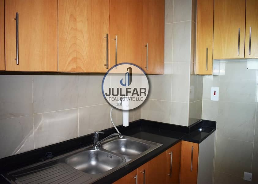 2 Magnificent Sea View 1-BHK - For Rent in Julphar.