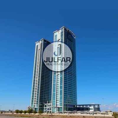 Office for Rent in Dafan Al Nakheel, Ras Al Khaimah - Fully Furnished Sea View Office FOR RENT - Julphar