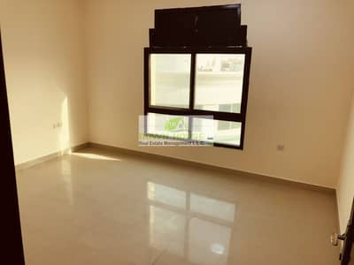 Studio for Rent in Khalifa City A, Abu Dhabi - Brand new studio flat w/ roof 2
