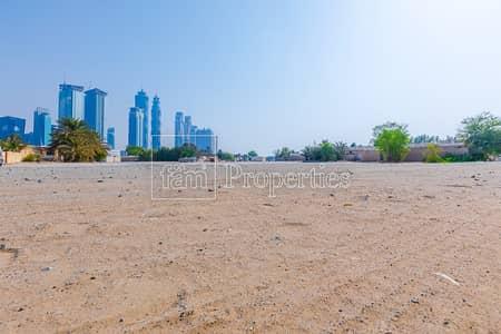 Plot for Sale in Al Wasl, Dubai - G+1 Villas | Great Price | SZR access