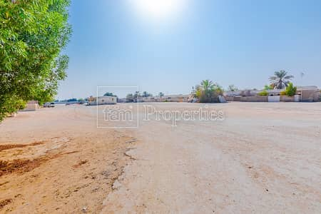 Plot for Sale in Al Wasl, Dubai - Freehold Plot | SZ Road | 0 Service Charges