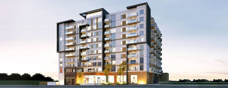 1 Bedroom Flat for Sale in Dubai World Central, Dubai - BRAND NEW READY APARTMENT IN DUBAI SOUTH TENORA 1BR FOR SALE WITH PAYMENT PLAN