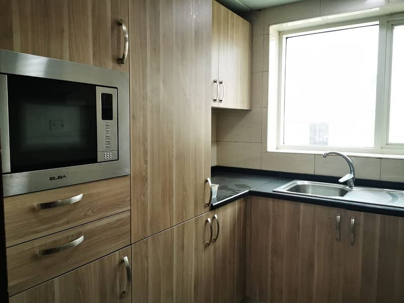Good Looking 1 bedroom hall with kitchen applainces near family park at Shabia 10
