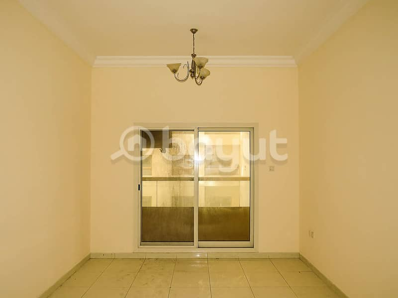 Spacious one bedroom apartment apartment for rent in 16000 with parking