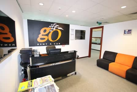 BEST PRICE | FULLY FITTED & FURNISHED OFFICE