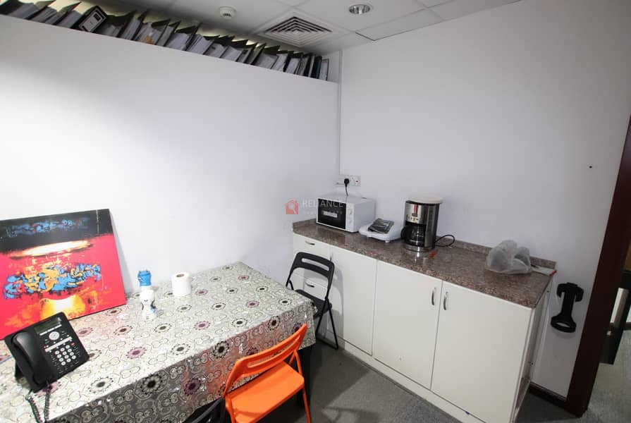 16 BEST PRICE | FULLY FITTED & FURNISHED OFFICE