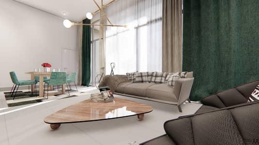 فلیٹ 3 غرف نوم للبيع في مويلح، الشارقة - Interior