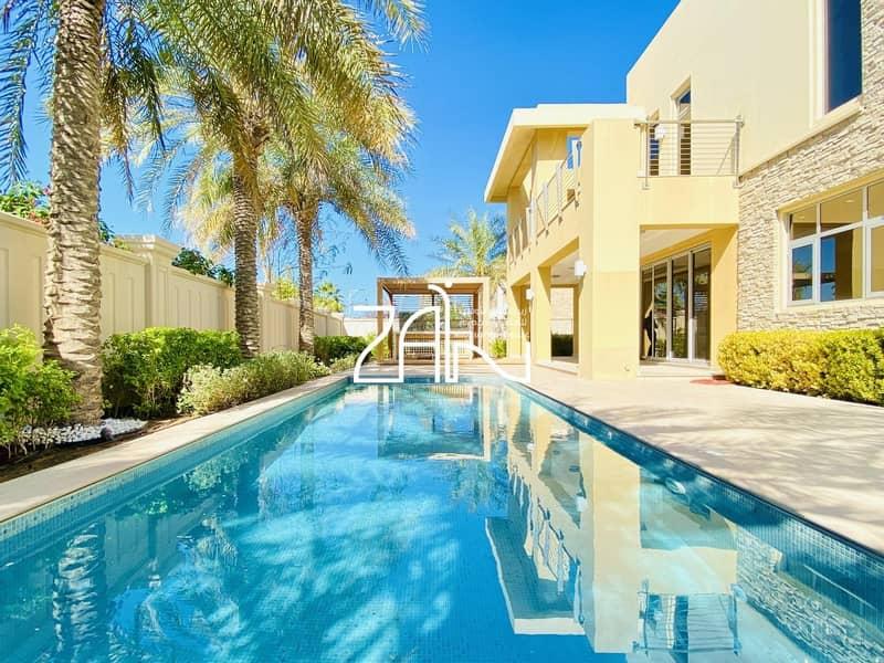Elegant 6 BR Executive Villa with Private Pool