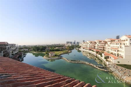 3 Bedroom Flat for Sale in Motor City, Dubai - Upgraded Duplex | Private Cinema | 3 Beds