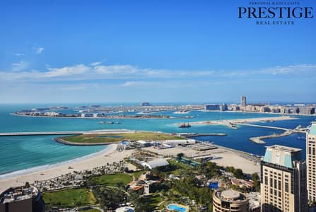 3 Bedroom Flat for Sale in Dubai Marina, Dubai - 3 Bed I Trident Grand Residence I Dubai Marina