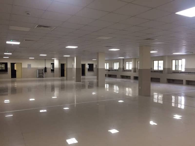 STAFF / LABOUR ACCOMMODATION AVAILABLE FOR RENT IN SONAPUR ( MUHAISNAH )
