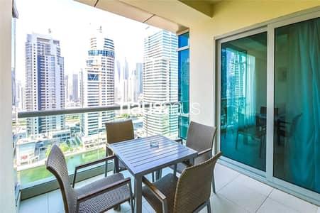 شقة 2 غرفة نوم للايجار في أبراج بحيرات الجميرا، دبي - 2BR Apartment | Furnished | All Inclusive