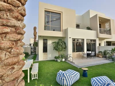 4 Bedroom Townhouse for Sale in Town Square, Dubai - PAY 50% ON HANDOVER|REEL CINEMAS |15 MINS MOE|