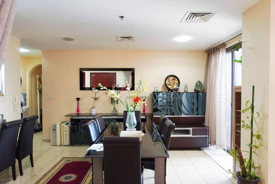 2 Huge Fully Furnished 3BR Apartment in JBR