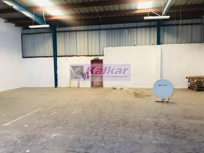 ! INCLUDING TAX 95000/- ! 2500 SQFT WAREHOUSE FOR RENT IN AL QUOZ