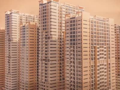 شقة 2 غرفة نوم للبيع في الصوان، عجمان - عرض حصري - غرفتين وصاله للبيع  فقط 10% دفعه مقدمه