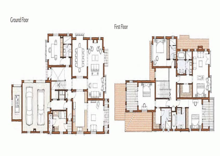 10 Augusta Type | Fire Course | 5 Bedrooms