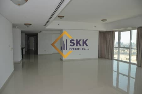 4 Bedroom Penthouse for Sale in Al Reem Island, Abu Dhabi - Amazing Full Sea View Luxury 4BR+M Penthouse