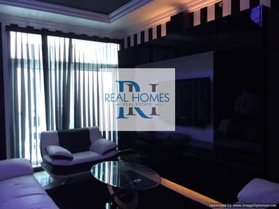 2 Bedroom with Balcony | Balcony I Furnished Apartment! Parital Sea View