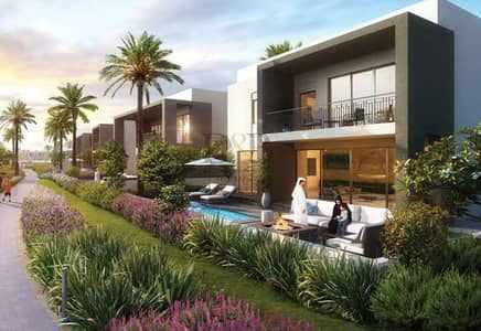 فیلا 5 غرف نوم للبيع في دبي هيلز استيت، دبي - Best Sq Ft Price - READ THE DESCRIPTION!!