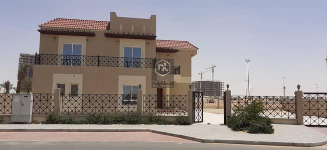 6 Bedroom Villa for Rent in Dubailand, Dubai - 6 Bed + Maid Full Golf Course View Villa 165