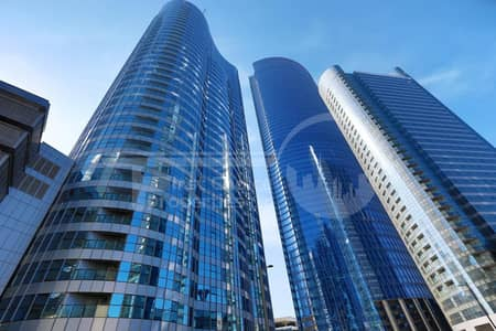 1 Bedroom Flat for Rent in Al Reem Island, Abu Dhabi - Will be vacant soon! Call and Inquire Now!