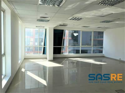 Office for Rent in Dubai Silicon Oasis, Dubai - Huge Office with Good view Ready to move in