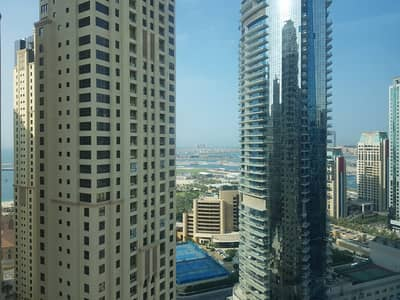 شقة 1 غرفة نوم للايجار في دبي مارينا، دبي - شقة في برج سانيبل بارك أيلاند دبي مارينا 1 غرف 65000 درهم - 4481392