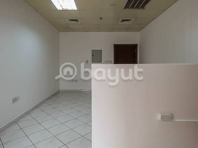 مکتب  للايجار في الميناء، دبي - Attractive Commcercial Space 1 month free rent direct from Landlord - DREC Building