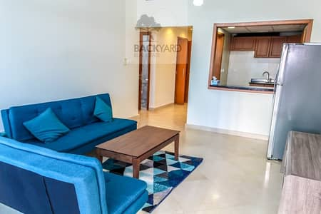 Fully Furnished 1BR | Excellent Layout