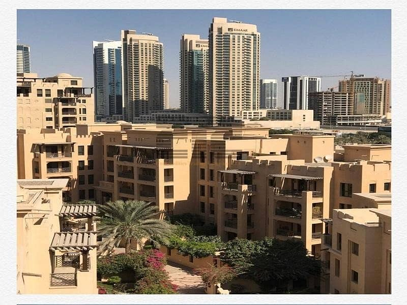 1 AMAZING 1 BHK in MISKA 4 WITH BURJ KHALIFA VIEWS