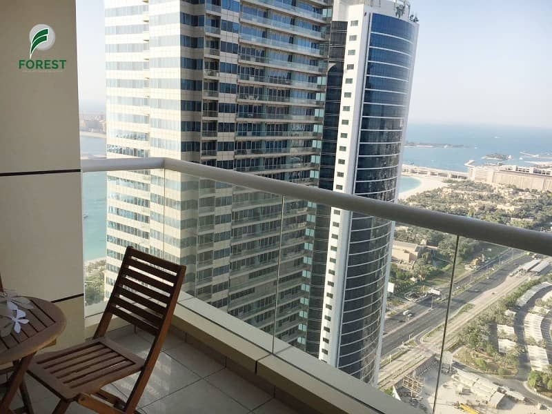10 Spacious 2 BR with Sea View Vacant Unfurnished