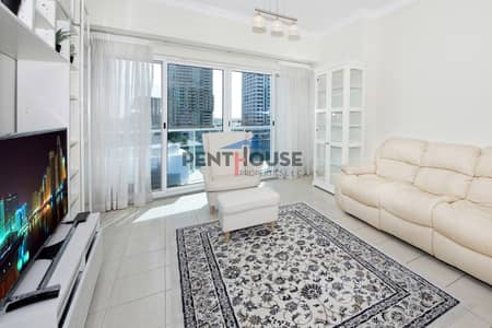 2 Bedroom Flat for Sale in Jumeirah Lake Towers (JLT), Dubai - Upgraded   I   Furnished   I   Full Lake View