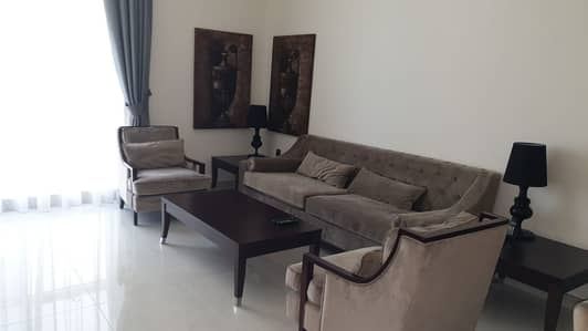1 Bedroom Flat for Rent in Meydan City, Dubai - Fully Furnished 1 BR - Polo Residence-Rent!