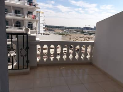 شقة 1 غرفة نوم للايجار في مدينة دبي للإنتاج، دبي - شقة في قصر صباح 3 قصر صباح مدينة دبي للإنتاج 1 غرف 27000 درهم - 4481572