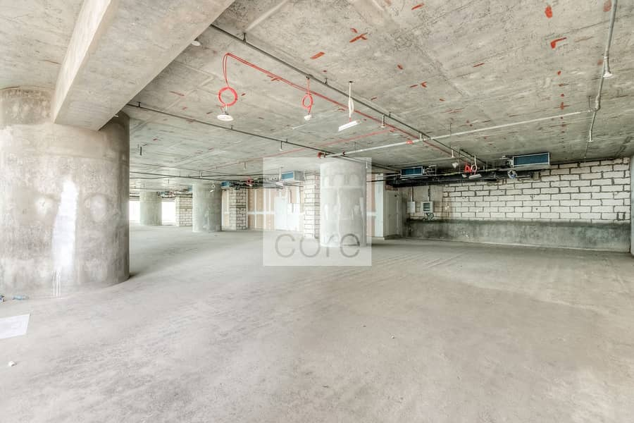 2 Vacant On Low Floor | Shell and Core Unit