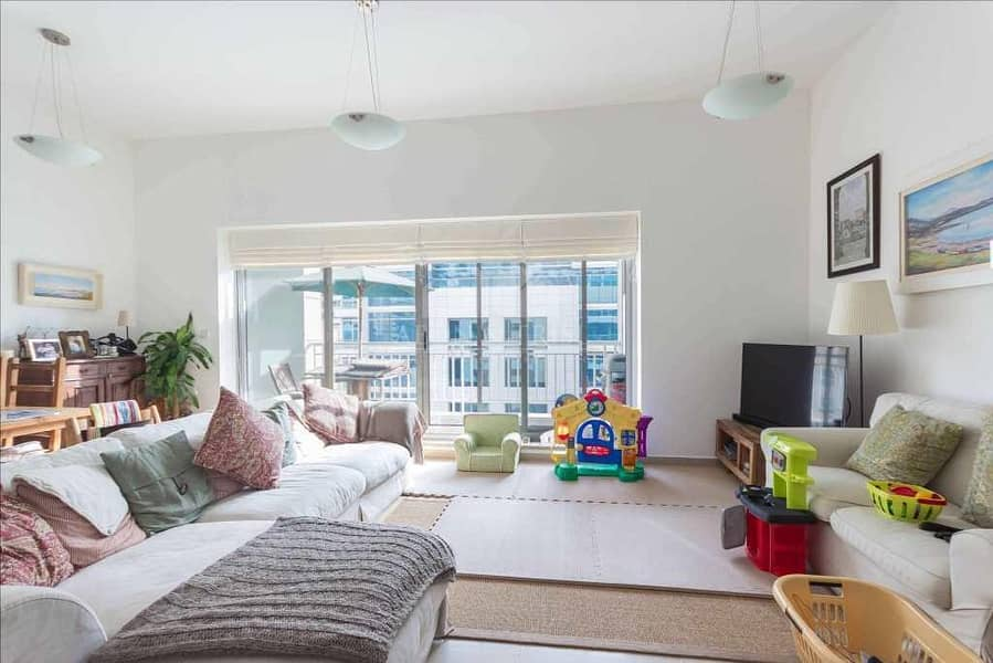 Chiller Free | 2 Beds | Marina View Near to metro