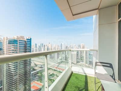 فلیٹ 3 غرف نوم للبيع في أبراج بحيرات الجميرا، دبي - Upgraded | 3-Bed | Plus Study | Tamweel