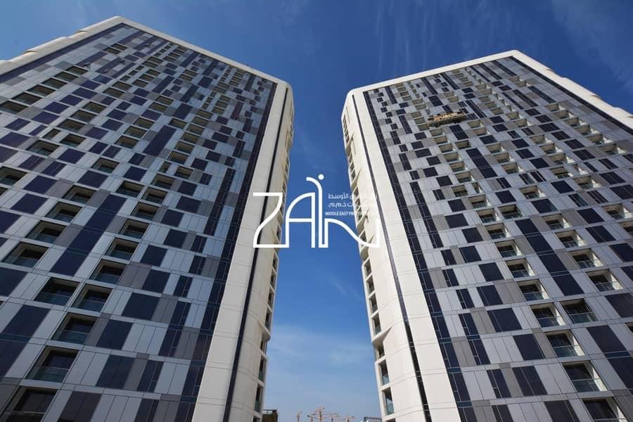 Amazing View! Spacious 3+M Apt with Balcony