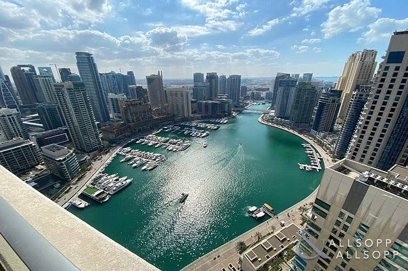 Upgraded | Furnished | 1 Bed | Marina View