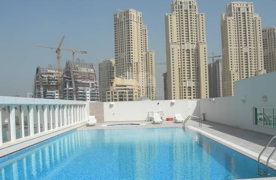 10 Chiller Free | 2 Beds | Marina View Near to metro