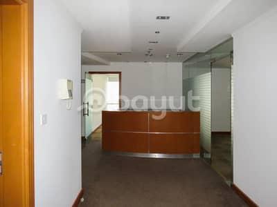 مکتب  للايجار في شارع الشيخ زايد، دبي - Fitted Office/ Ready for Move In