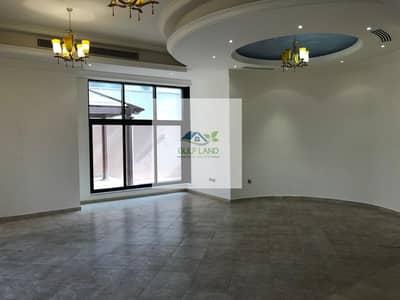 فیلا 4 غرف نوم للايجار في الكرامة، أبوظبي - Amazing 4 master bedrooms villa with maids room wash room swimming pool store room
