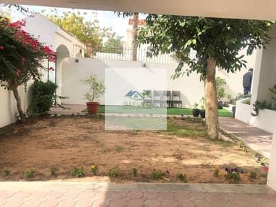 فیلا 7 غرف نوم للايجار في الكرامة، أبوظبي - 7 bedrooms villa for rent with maids room wash room car parking