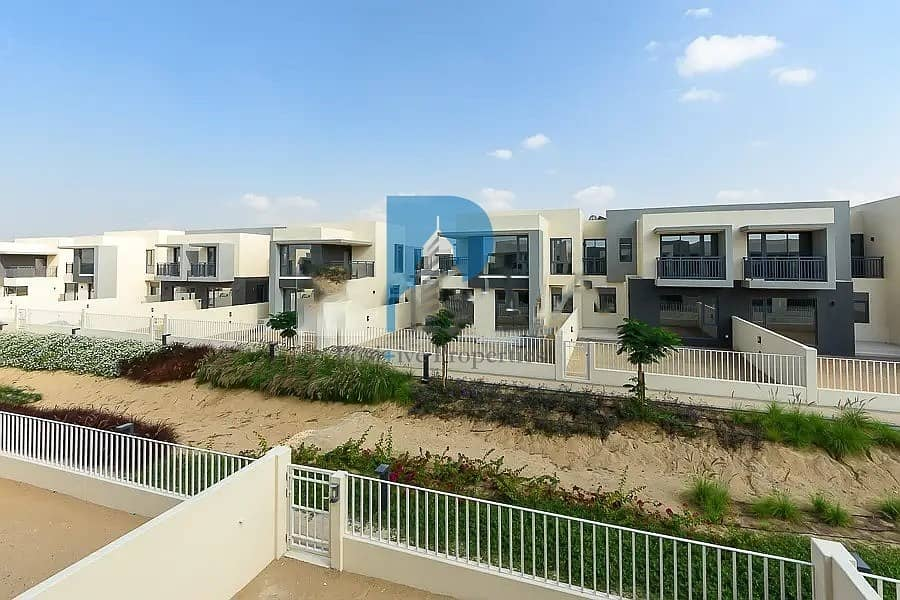 11 Near to Pool |Brand New | 3 BR + M | 103 k 1 cheq
