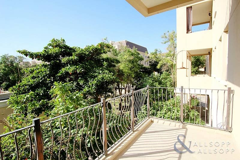 Two Bed Apartment | Pool Facing Balcony