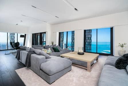 فلیٹ 3 غرف نوم للبيع في دبي مارينا، دبي - Brand New Property High Floor Fully Furnished