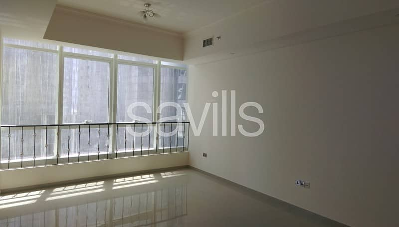 Furnished one bedroom for 75k-85k in 1 to 12 payments